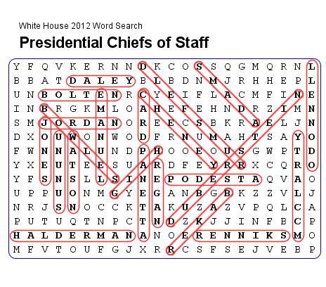 Crossword Puzzle Anwers