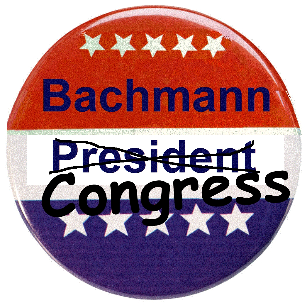 Surprise!  Michele Bachmann Announces She is Running for a Fouth Term to Congress