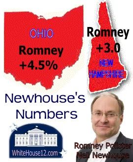 Internal Polls Have Romney Ahead in at Least 2 Pivotal Swing States